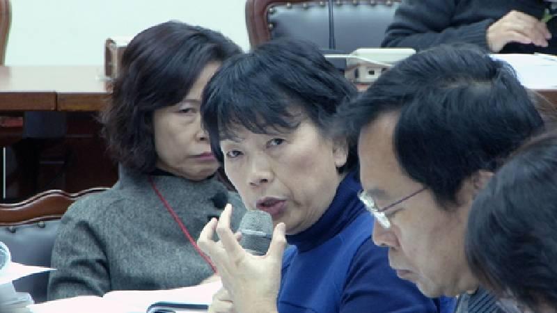 文化部部長龍應台回應道,爆發的爭議,是北美館機制問題。