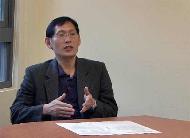 林詠能表示,台灣的公益彩券,也可參考英國,補助藝文單位。