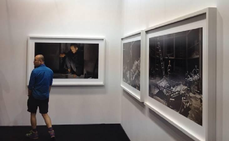 大未來林舍畫廊香港巴塞爾藝術展展區