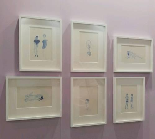 誠品畫廊香港巴塞爾藝術展展區