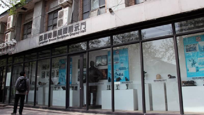 圖為北京798藝術區/非池中攝。