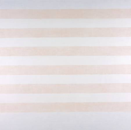 Agnes Martin,〈Happy Holiday〉。