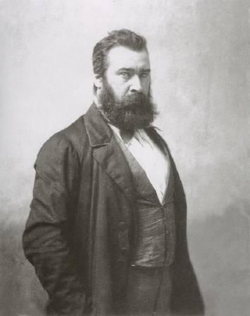 Jean-François Millet。圖/取自wikimedia。