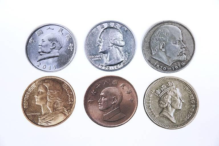 錢幣金屬圓盤套組