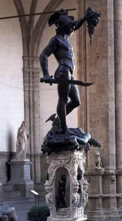 珀爾修斯與美杜莎的頭(Perseus with the Head of Medusa)