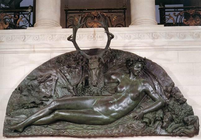 楓丹白露的仙女(Nymph of Fontainebleau)