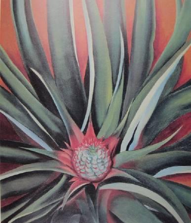 《鳳梨芽》(Pineapple Bud), 1939