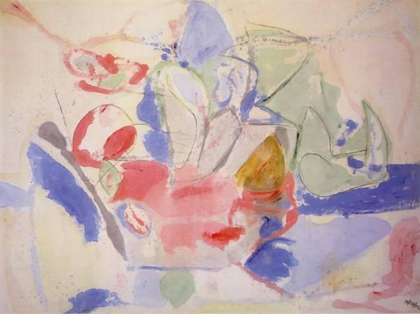 《山與海》, (1952)
