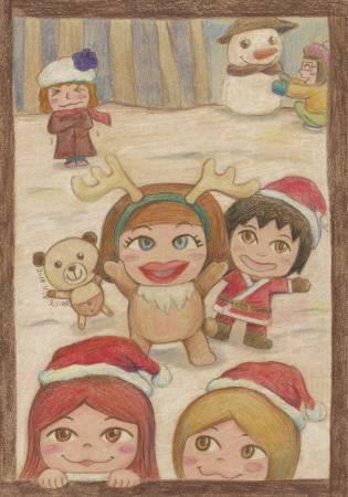 鄭惠心,《窗外的聖誕節》