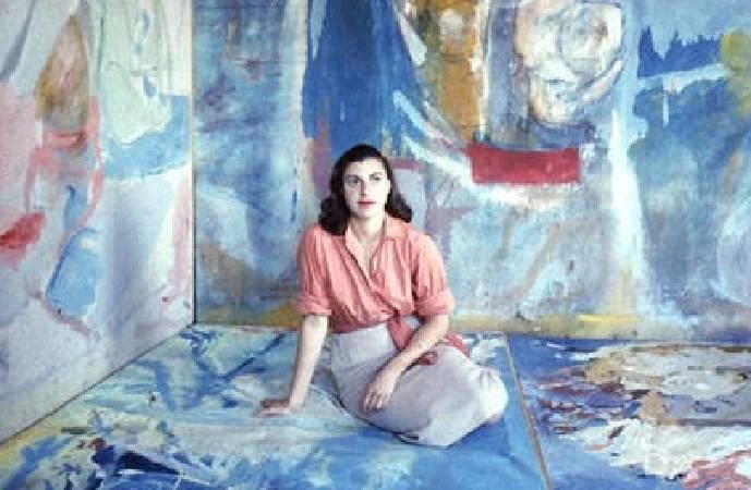 海倫‧弗蘭肯特爾(Helen Frankenthaler)