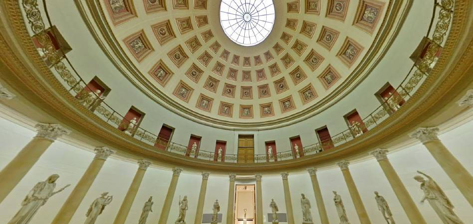 Altes Museum。圖/取自Google 街景。