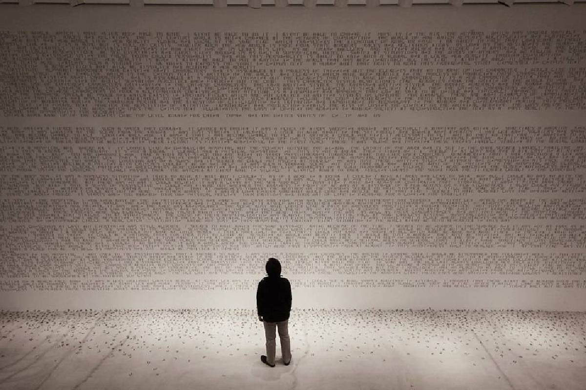 《當對話成為一種形式:字母-聲音-文字-摹寫-建築》,清水玲