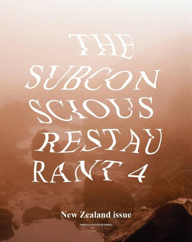 Subconscious Restaurant 4 cover