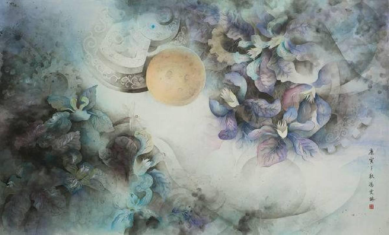 馮雯琳,《休戀逝水》,2010。