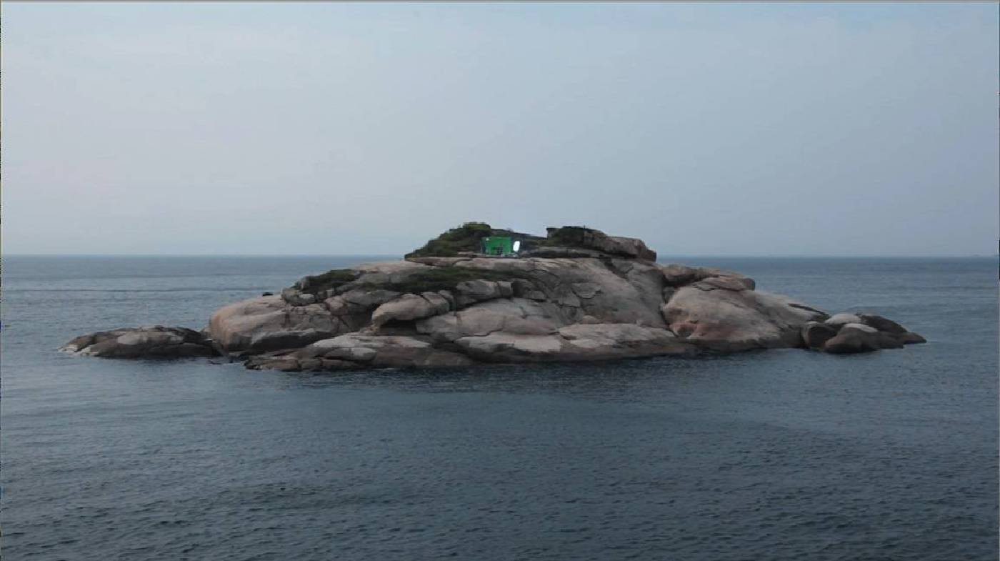 許家維Hsu Chia-Wei, 鐵甲元帥-龜島Marshal Tie Jia - Turtle Island extract from video, 2012, Liang Gallery