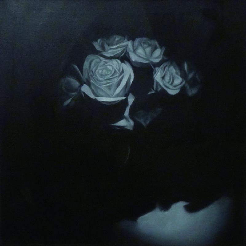 Johanna Strobel_Untitled_Oil on Canvas_70 x 70 cm