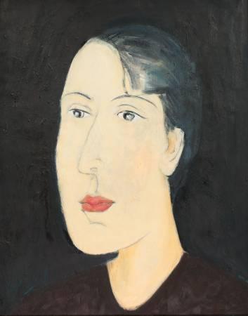 邱亞才,《姊姊》,1996。