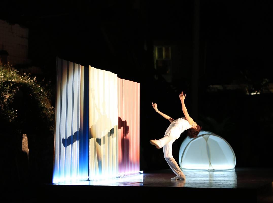 稻草人現代舞蹈團開幕演出