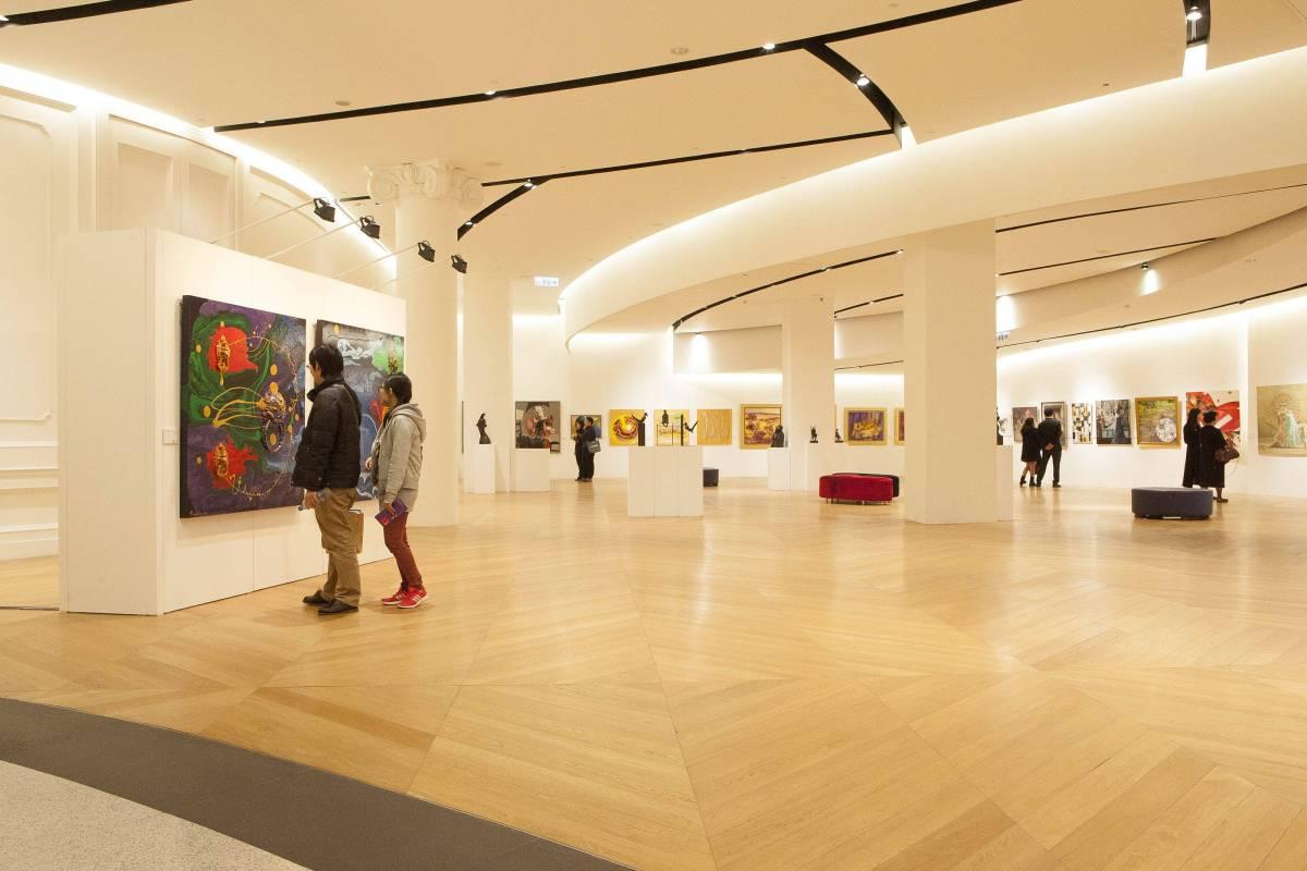 2015台北新藝術博覽會預展開跑