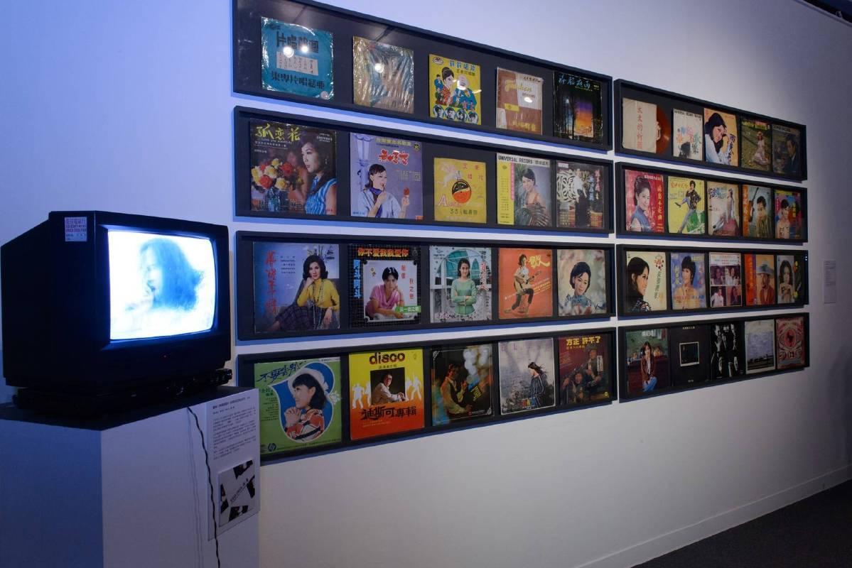 第十三屆台新藝術獎得獎作品:立方計畫空間【造音翻土:戰後台灣聲響文化的探索】