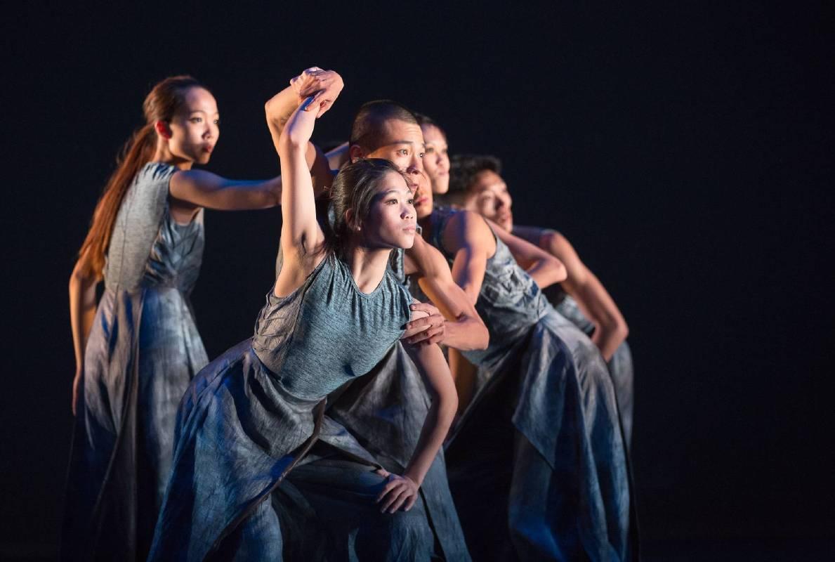第十三屆台新藝術獎得獎作品:林文中舞團【長河—身體是最長的一天】
