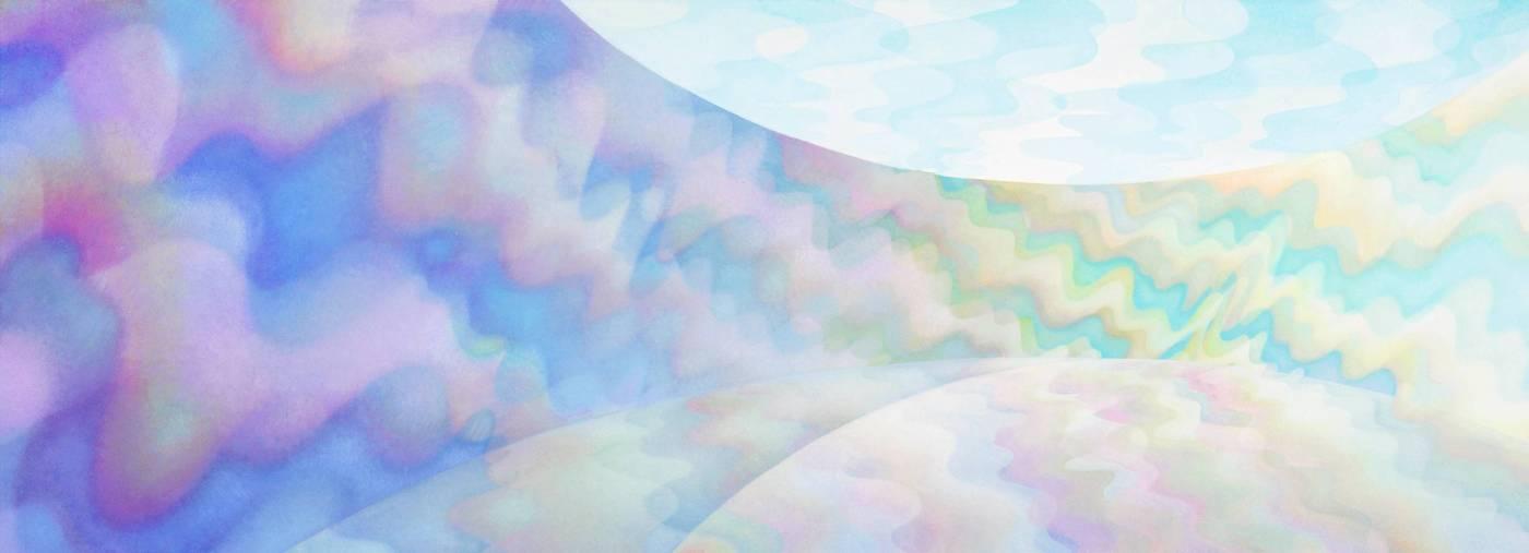 Asae SOYA_Slider 5_80 x 220 cm_Oil on Cotton on Panel_2011