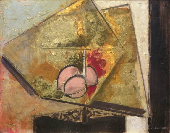 Alfred Maurer, Still Life, 1928-31.