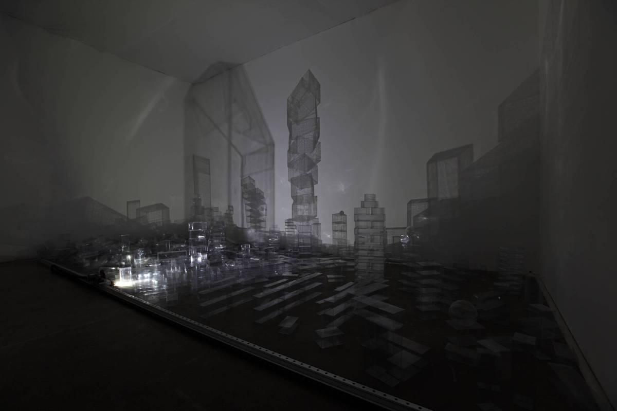 吳季璁《水晶城市-旅程》