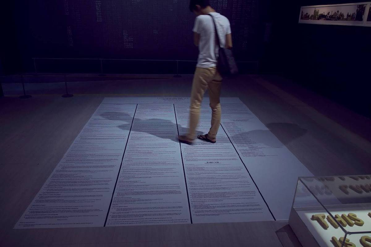 Post-Museum+許芳慈,-武吉布朗索引#74:新加坡靈異檔案:武吉布朗墓園的鬼魂-,2014