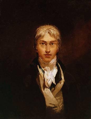 19世紀風景畫家透納。圖/取自Wikipedia。