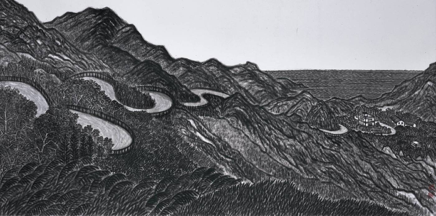 倪再沁《蜿蜒向海》