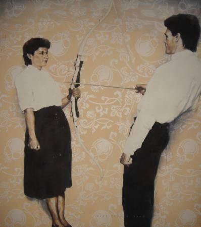阿古斯‧蘇瓦吉,《休止能量》,2007。圖/索卡藝術提供。
