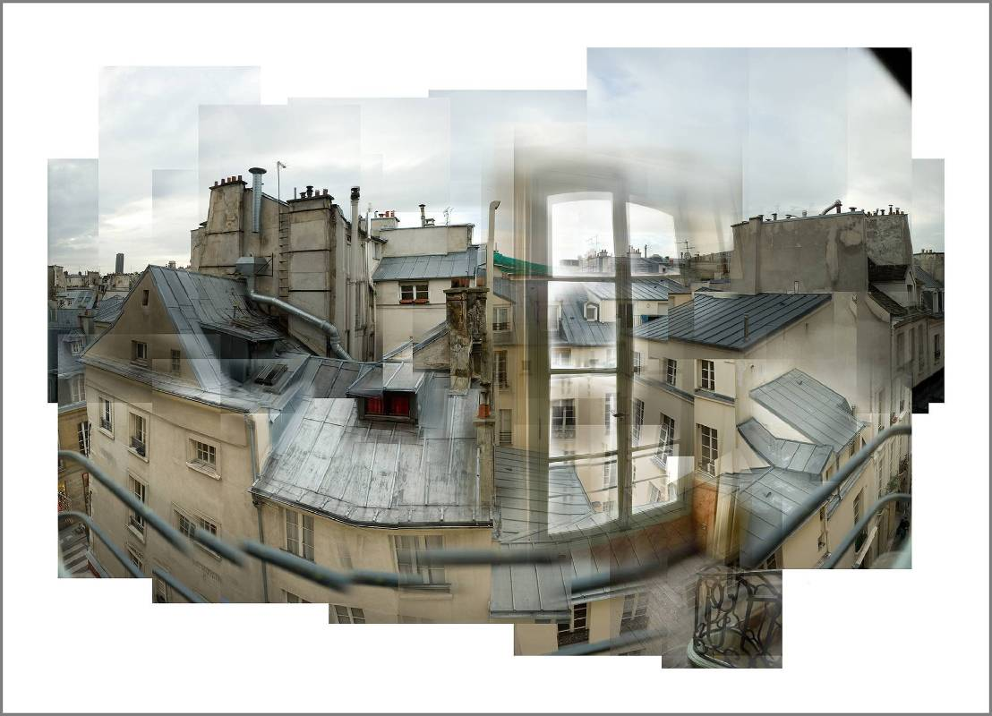 張仲良, 窗.明鏡透視 no.27,  巴黎憂鬱, 2011