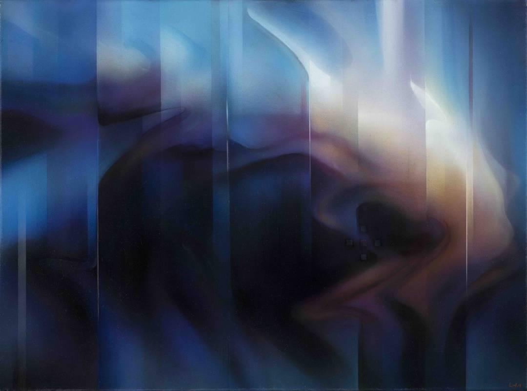 王建文,《REACTION I》,2015。