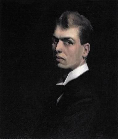 愛德華‧霍普。圖/取自wikipedia。