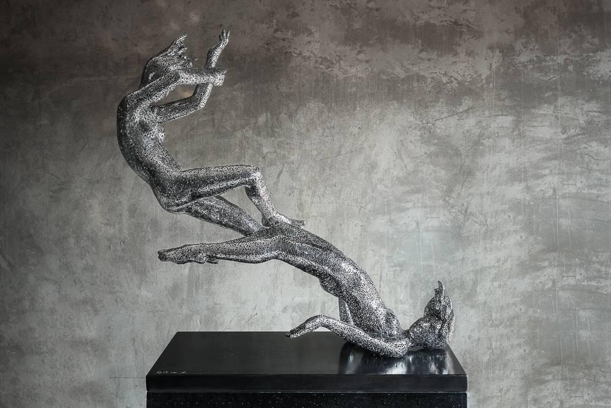 鄭路,《水龍吟2號》,2015。