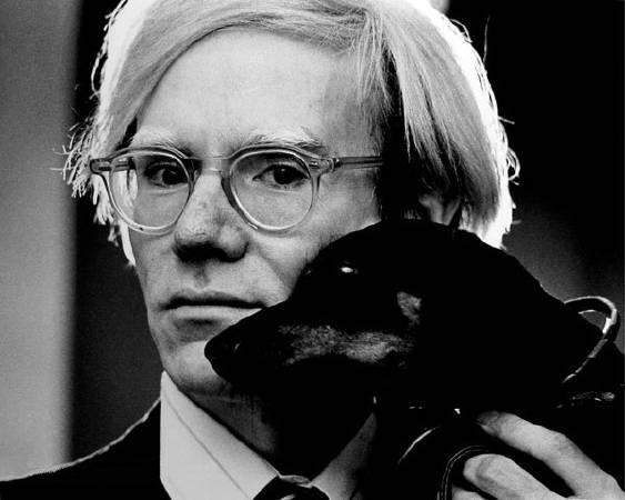 Andy Warhol。圖/取自wikimedia。