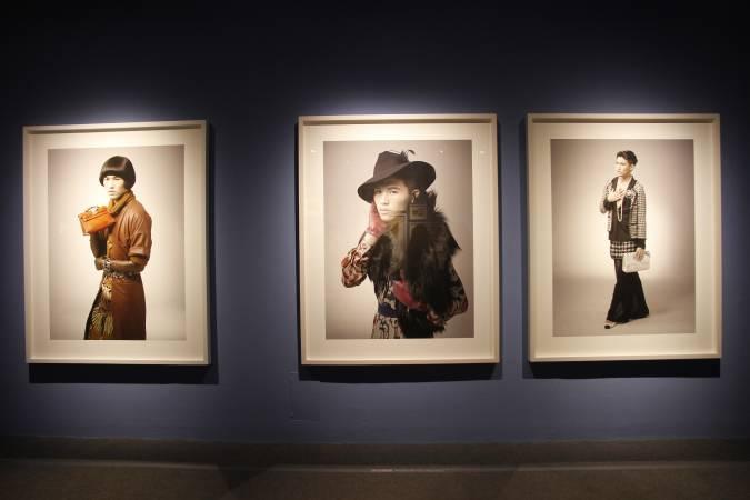 王俊傑,〈冷漠的賽拉薇〉。圖/非池中藝術網攝。