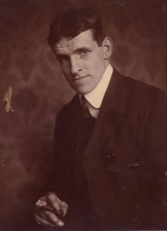 Jack Butler Yeats。圖/取自wikipedia