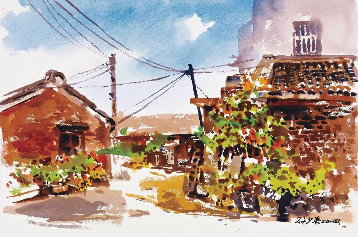 紅磚屋村落
