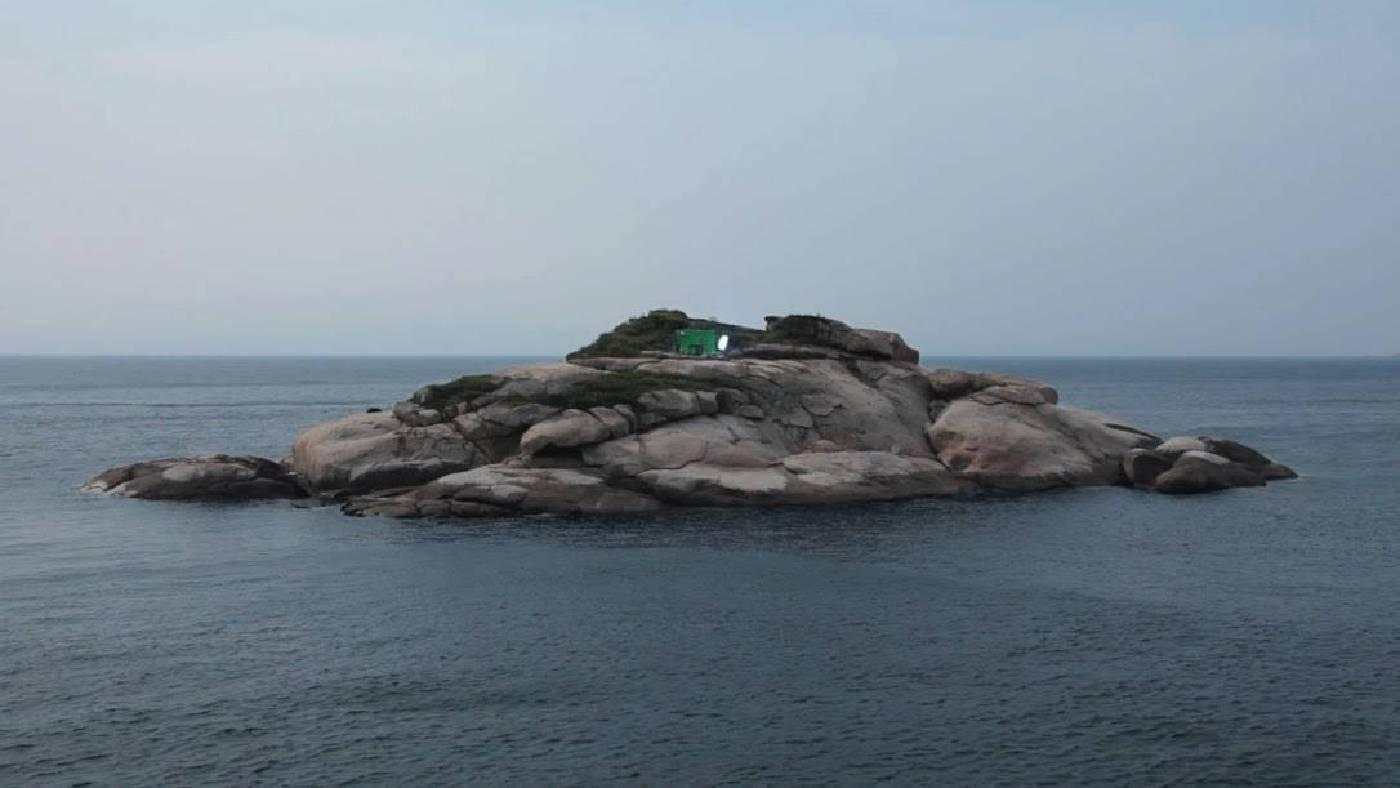 許家維,《鐵甲元帥--龜島》。