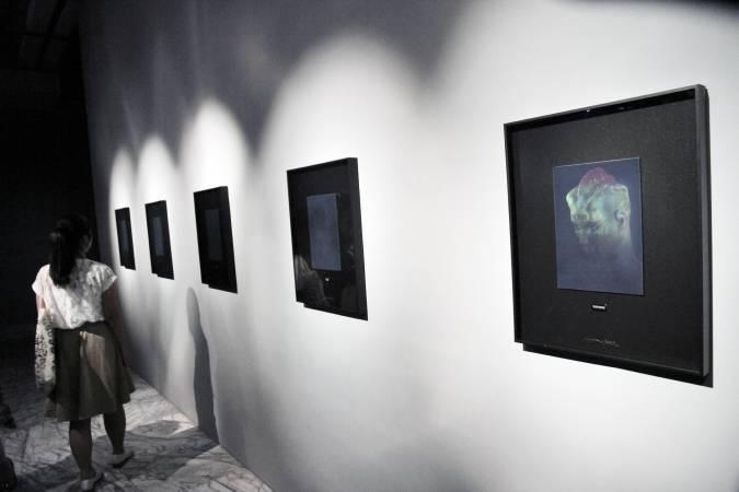 林珮淳,《夏娃克隆肖像》,圖/非池中藝術網攝。