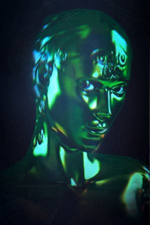 林珮淳,《夏娃克隆肖像》,圖/台北市立美術館提供。