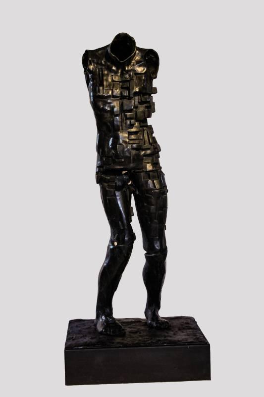 林辰勳,《型釋3-退變》