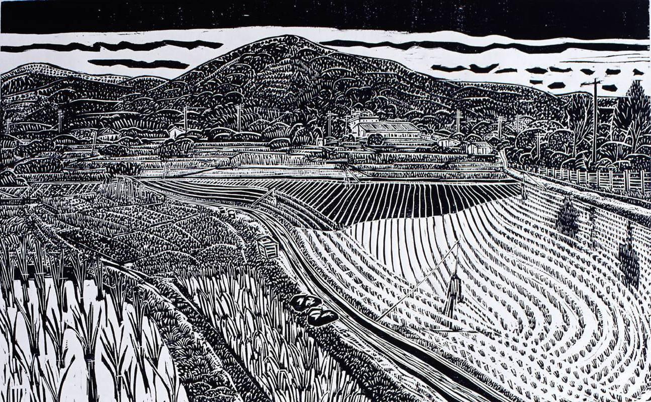 吳松明,《春分》,2015