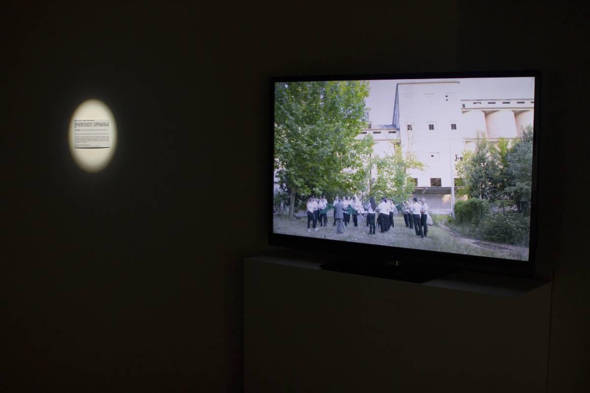 安伯托 ‧ 杜克「視覺混種」展出〈Marcellina〉