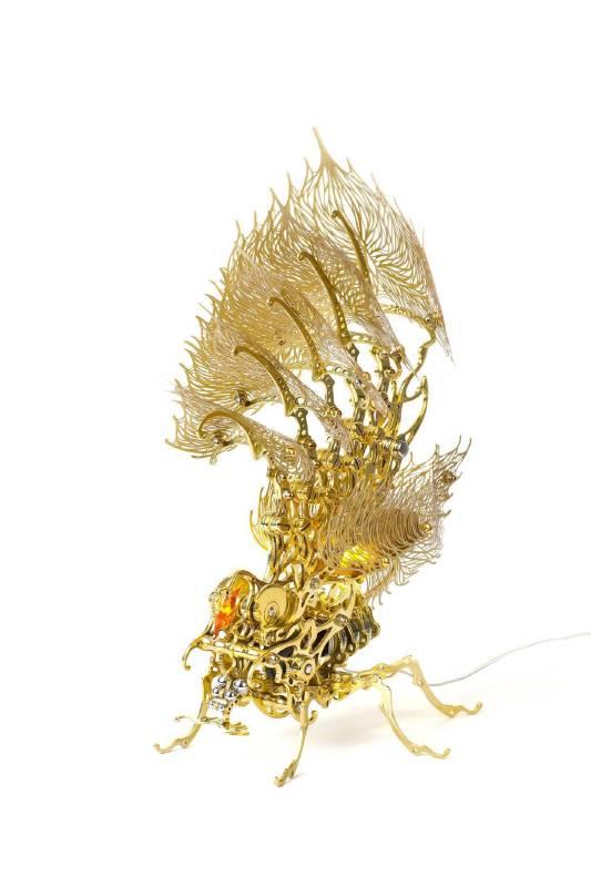 崔旴嵐,《金色昆蟲之燈》,2013