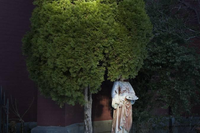 王湘靈,《質變》。圖/台北市立美術館提供。
