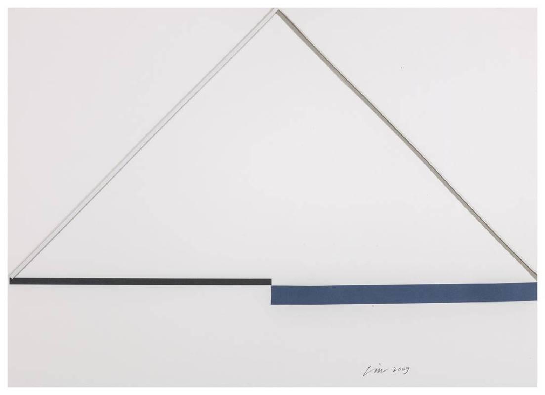 林壽宇,《紙上作品》,2009