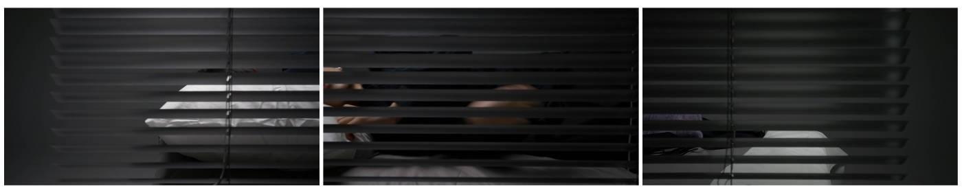 郭信輝,《繞行─漂浮的屏幕》